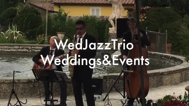 Weddin Servizi per Matrimoni in Toscana TRIO JAZZ/SWING PER MATRIMONI/WEDDING TOSCANA